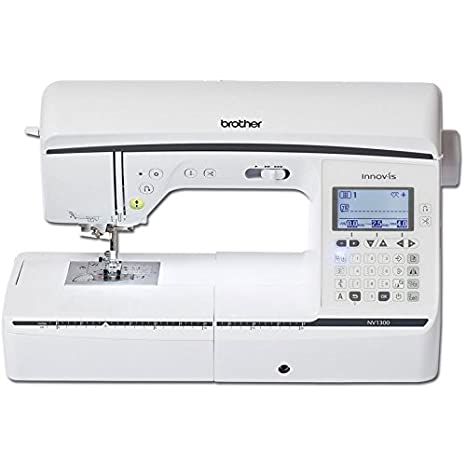 Máquina de coser Brother Innovis 1300 - Garantía 5 años: Amazon.es: Hogar