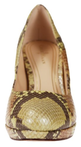 Cole Haan Donna Piattaforma Chelsea Pump Lemon Ice Pearlized