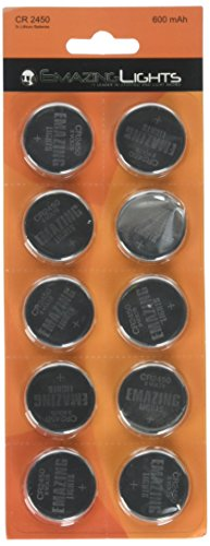 Emazing Lights CR2450 Batteries Lithium product image