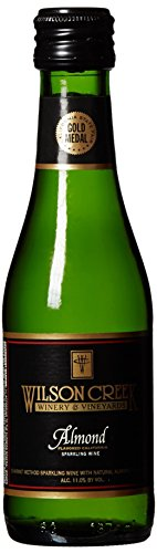 NV Wilson Creek Almond Sparkling Wine 4 x 187 mL (Wilson Creek Almond)