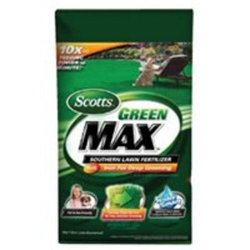 Scotts Lawns 44610 Green Max Southern Lawn Fertilizer, 10,00