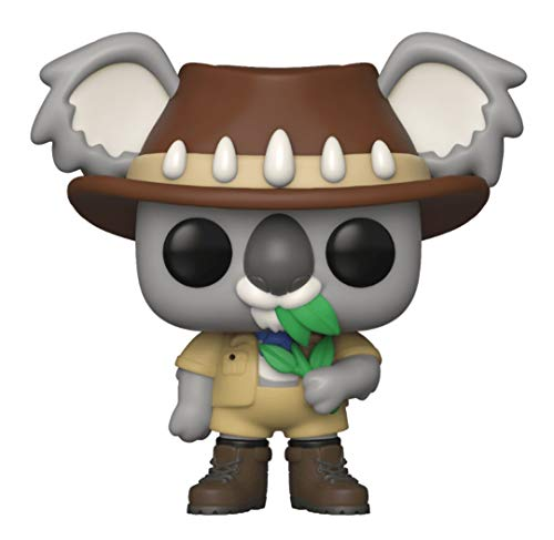 POP Funko Around The World - OZZY The Koala with Collector Pin Australia