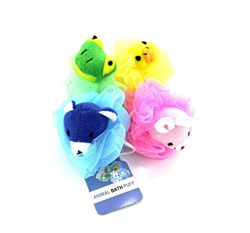 24 Packs of Animal scrubber (assorted styles)