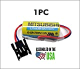 A6BAT PLC Lithium Battery 3.6V for Mitsubishi Servo A6BAT ER17330V