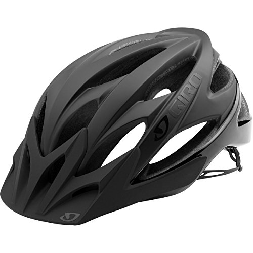 Giro Xar Helmet - Men's Matte Gloss Black Large