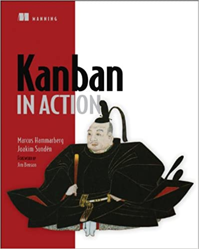 Kanban in Action - cover