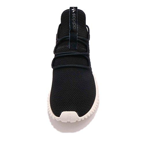 Adidas Donne Tubolare Allalba W, Nero / Bianco Nero / Bianco Sporco