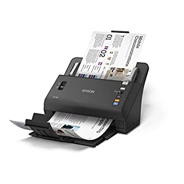 Epson WorkForce DS-860 Document Scanner with 3-Year Warranty and Next Business Day Replacement