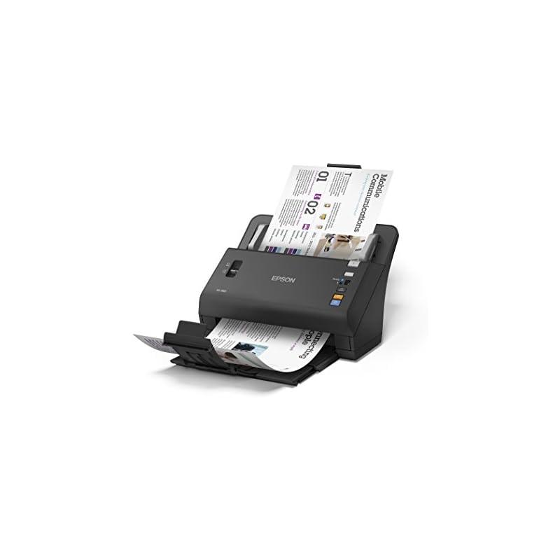 Epson WorkForce DS-860 Color Document Sc