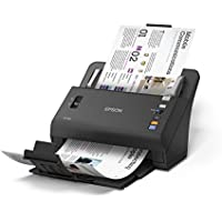 Epson DS-860 Document Scanner (compare w/ Fujitsu fi-7160): 65ppm, 80-page ADF with 3-Year Warranty and Next Business Day Replacement