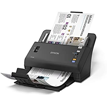 Epson DS-860 Document Scanner: 65ppm, 80-page ADF with 3-Year Warranty and Next Business Day Replacement