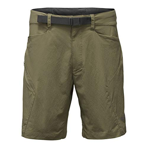 - The North Face Men's Straight Paramount 3.0 Short Burnt Olive Green 32 x LNG 11