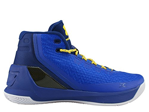 3 Uomini Under Da Curry Scarpe Armour Blu wxqOZF