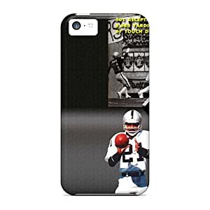 Forever Collectibles Oakland Raiders Hard Snap-on Iphone 5c Case