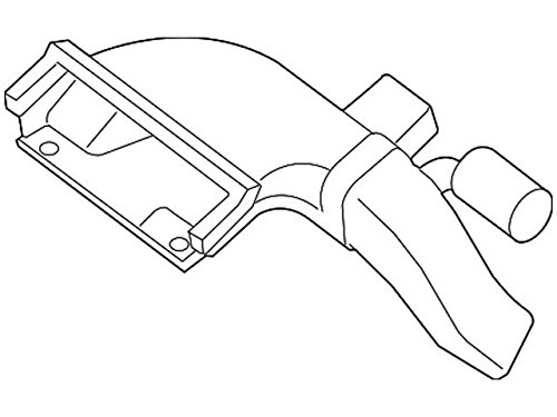 Genuine Nissan 16554-ET000 Air Duct Assembly
