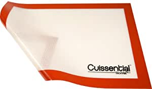 Cuissential SlickMat - Non-stick Silicone Baking Mat; Baking Sheet Size (Pastry Mat, Baking Liner)