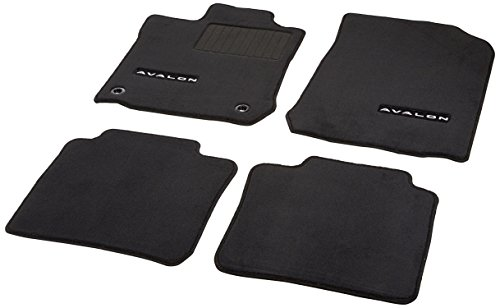 (Genuine Toyota Accessories PT206-07131-20 Carpet Floor Mat for Select Avalon Models)