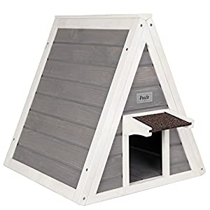4. Petsfit Outdoor/Indoor Cat Shelter