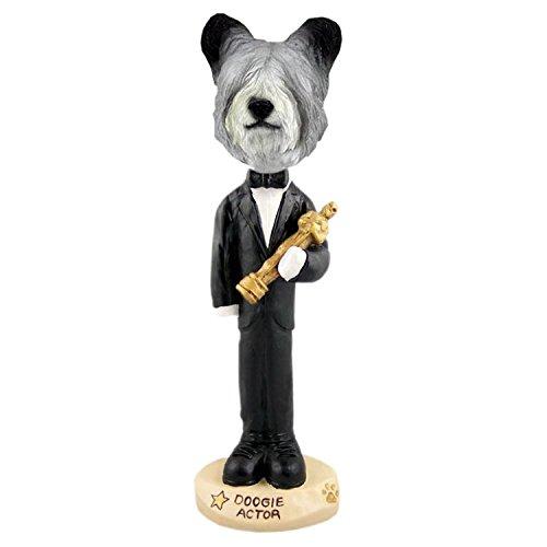 (Skye Terrier Actor Doogie Collectible Figurine)