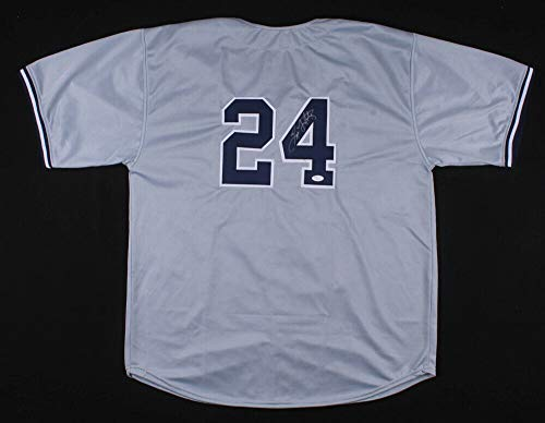 Tino Martinez Autographed Signed Memorabilia New York Yankees Jersey - JSA Authentic