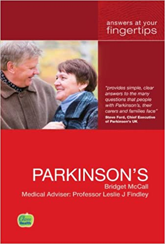 Parkinson's Answers at your fingertips: 4th edition