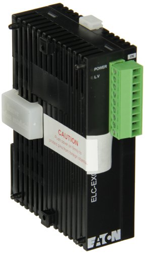 (Eaton ELC-EX08NNDN Digital I/O Expansion Module, 8 DC Inputs)