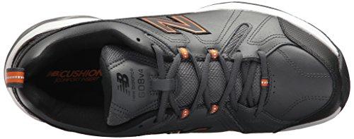Orange Training New Grey New Balance Mens Shoe MX608v4 Balance RZwqg