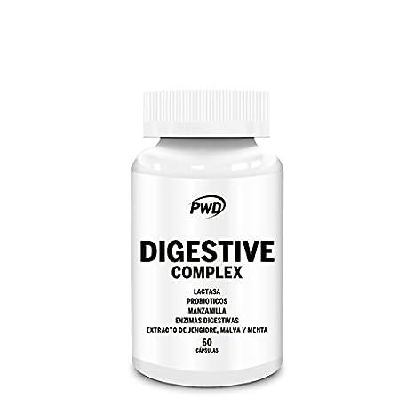 Digestive Complex 60 cápsulas: Amazon.es: Salud y cuidado personal