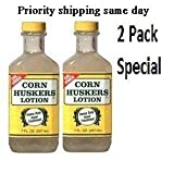 Special 2 pack Corn Huskers Heavy Duty Oil-Free Hand Treatment Lotion 7 fl oz