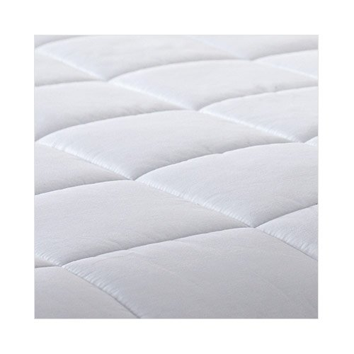 Sunbeam Premium Quilted Cotton Heated Electric Mattress Pad - Cal-King by Sunbeam (Image #3)