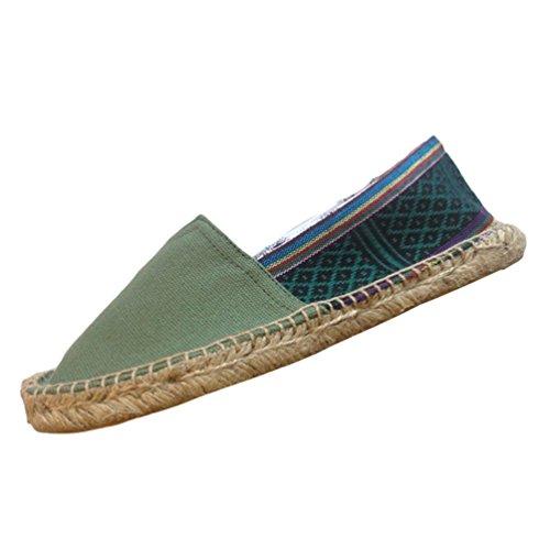 Unisex Lvguang Viaggio Shoes Uomo Casual Scarpe Tela per Le da Women di Basse Stile14 Espadrillas Scarpe qw4E8w