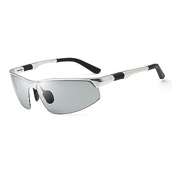 JFY-SUNGLASSES-0816 Gafas de Sol Montura de Metal con Lentes ...