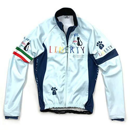 荒れ地ジャニス絶対にセブンイタリア Liberty Cat Jacket スカイ S(78W-LCT-JK-SK-S)