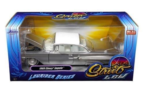 (Jada 1:24 - Street Low: Lowrider Series - 1960 Chevrolet Impala - MiJo Exclusives)