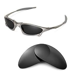 010a6e202c4 Amazon.com  Walleva Replacement Lenses for Oakley Penny Sunglasses ...