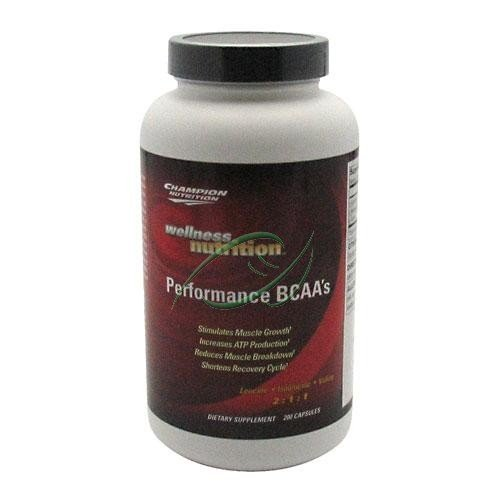 BCAA Performance stimule la