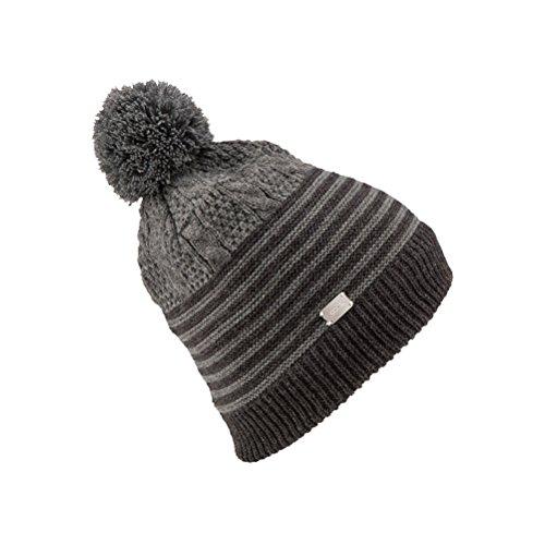 Coal Men's The Sweater Beanie, Heather Black, One Size -