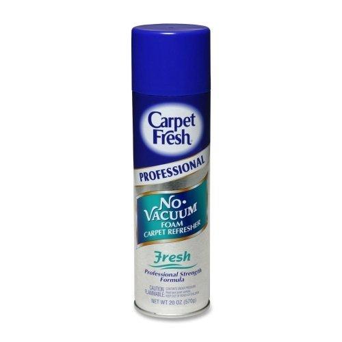 Wholesale CASE of 20 - WD-40 Carpet Fresh Professional Carpet Deodorizer-Carpet Fresh Foam, Eliminated Odors, 20 oz, Fresh Scent