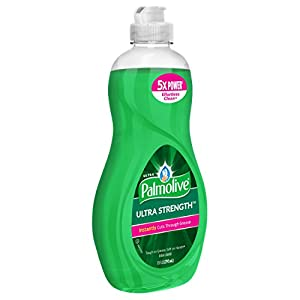 Palmolive Ultra Dish Soap, Ultra Strength - 10 fluid ounce