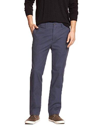 - Banana Republic Men's Emerson-Fit Chino Pants Vintage Navy (34/32)