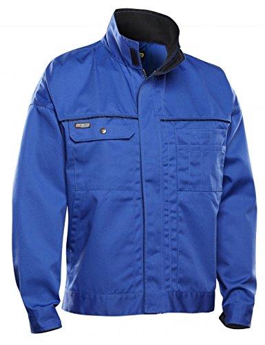 Blakläder 404118608599X XXL Größe 3X Große Handwerker Jacke–Kornblume blau/Noir