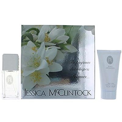 Jessica Mcclintock By Jessica Mcclintock For Women. Gift Set (eau De Parfum Spray 3.4 Oz+ Body Lotion 5.0 Oz)