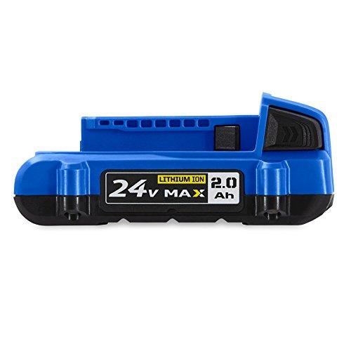 Kobalt 24-Volt Max 2.0-Ah Li-ion Compact Battery - 24v Lithium Ion Battery Pack