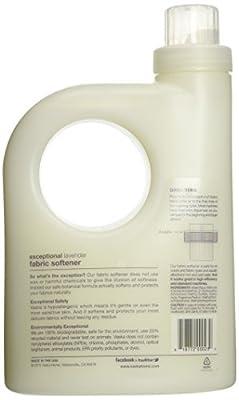 Vaska Exceptional Fabric Softener, Lavender, 42 Ounce.