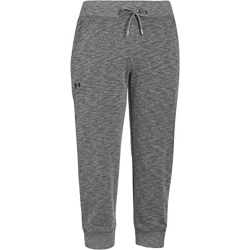 Under Armour pantacourt de fitness solid french terry