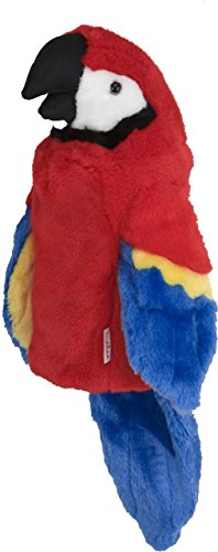 (Daphne's Parrot Headcovers)