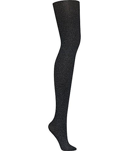 DKNY Skin Sense Ribbed Tights, Tall, ()