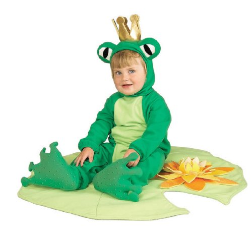 Rubie's Baby Lil' Frog Prince, as as Shown, -