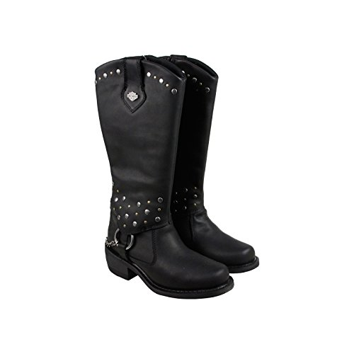 Harley-Davidson Women's Haddington Motorcycle Boot