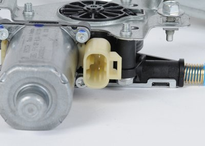 ACDelco 15142956 GM Original Equipment Rear Driver Side Power Window Regulator and Motor Assembly